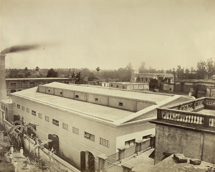 Pressing Mill, Cossipore [Calcutta]